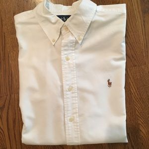 Ralph Lauren Short Sleeved Button Down Shirt